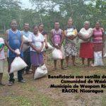 Comunidad de Wasla Rio Coco
